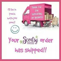 Place Your Order Today at: https://jennp.Scentsy.US Follow Me on FaceBook at: My Scentsy Family Business Jennifer Petrowski- Independent Scentsy Consultant