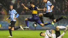 Boca Jr vs Racing Club , Argentina