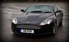 Black panther DB9 #Astonmartin