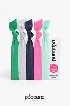Popbands - Paris - Le Loup, Eastbourne #chic #nodent #hair #accessorise #stockingfiller http://www.leloup.co.uk/products/popbands-paris