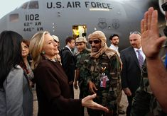 THE LIBYA GAMBLEPART 1 Hillary Clinton, 'Smart Power' and a Dictator's Fall The president was wary. The secretary of state was persuasive. But the ouster of Col. Muammar el-Qaddafi left Libya a failed state and a terrorist haven.