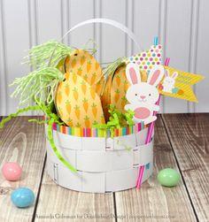 Springtime Collection: Easter Basket by Amanda