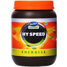 Venky's Hyspeed is a high performance isotonic energy drink including all major electrolytes (potassium, magnesium, chloride and sodium) that conduct electricity in the body and help maintain the acid base balance in the body.