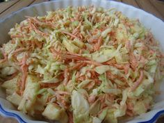 Mommy Enjoys Life: Simply Tropical Coleslaw Salad