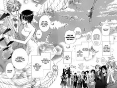 <3 Love Their Escape <3 | Kaichou Wa Maid-sama! 85 Page 48