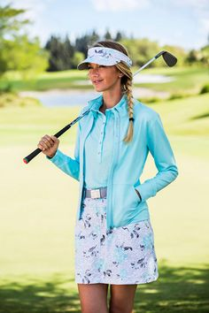 Daily Sports is a Swedish fashion company that designs, produces and sells sportsclothes for women worldwide. Girls Golf, Ladies Golf, Women Golf, Swedish Fashion, Golf Fashion, Golf Outfit, Fashion Company, Lady, Summer Outfits
