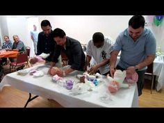 Mexican Baby Showers Games ~ Playing the baby shower game youtube jeter baby shower