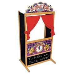 Deluxe Puppet Theater - Melissa & Doug