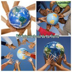 22 de abril Día Internacional de La Tierra. Este año el tema principal es Ciudades Verdes #tierra #ecología #verde  Twitter @mimilindis. >>>>>>>>>>>>>>>>>>>>>>>>>>>>>>>>>>>>>>>>>>>>>>>>>>>>>>>>>>>>>>>>>> Día de la Madre Tierra 2014: CIUDADES VERDES  El 22 de abril se celebra el Día Internacional de la Tierra. Se instauró para crear una conciencia común a los problemas medioambientales como la superpoblación, la producción de contaminación o la conservación de la biodiversidad. Su objetivo es… Curriculum, Christmas Bulbs, Twitter, Holiday Decor, Goal, Mother Earth, International Day Of, Create, Cities