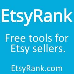 Great tools to help you grow your Etsy shop into a thriving business.