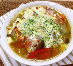 一生食べられるスープの完成