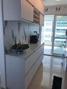 Cozinha da nossa cliente Ana Maria Bezerra de Brito. Ficou demais !!!
