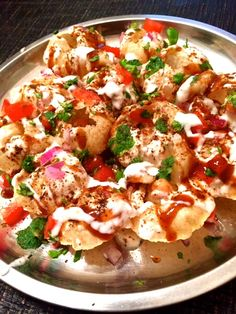 CHAAT- Indian Street food