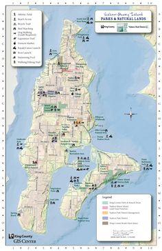 Vashon Island Map Printable 72 Best Vashon Island images in 2019 | Vashon island, Island, Islands
