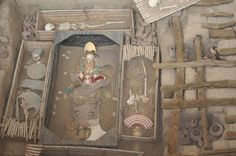ANTROPOLOGÍA Y ECOLOGÍA UPEL: Cultura Moche - Señor de Sipán