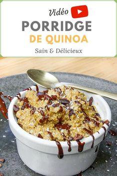 Manger Healthy, Cereal, Vegan, Health Fitness, Snacks, Breakfast, Desserts, Oui, Recipes