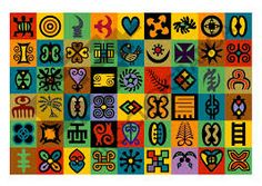 simbolos africanos