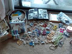 An amazing haul of vintage goodies