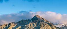 Il Monte Chaberton (all'alba) - Mattia Boero Fotografo
