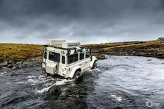 ISAK 4X4 SuperJeep Rentals in Iceland. Only for you adrenaline junkies! Read more at jebiga.com