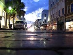 Evening on King Street Charleston South Carolina, Charleston Sc, Charleston Historic District, Over The Bridge, Isle Of Palms, Mount Pleasant, Southern Hospitality, Old World Charm, Low Country