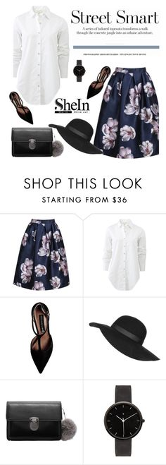 """""""Shein 2/10"""" by mell-2405 ❤ liked on Polyvore featuring rag & bone, Steve Madden, Topshop and I Love Ugly"""
