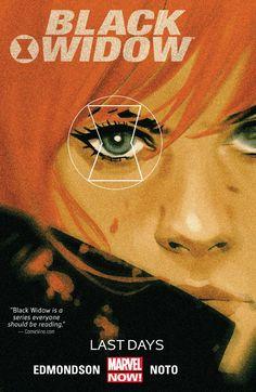 Black Widow Vol. 3 #TPB #Marvel #BlackWidow (Cover Artist: Phil Noto) Release Date: 9/23/2015