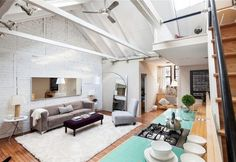 Buy Jackson Pollock's Charming West Village Loft for $1.25M - Celebrity Real Estate - Curbed NY