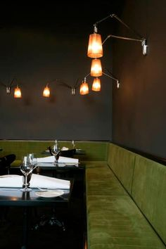 Restaurant Two - MR. MITCHELL Restaurant Interior Design