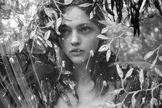 Morning Beauty | Sasha Pivovarova by Yelena Yemchuk | Fashion Gone Rogue: The Latest in Editorials and Campaigns