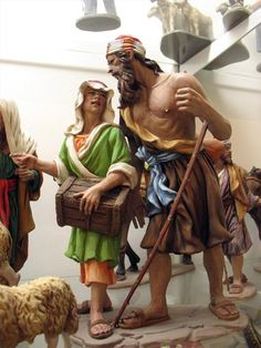 Foro de Belenismo - Índice de Artesanos Figuristas -> Pedro Ramírez Pazos (Andalucía)