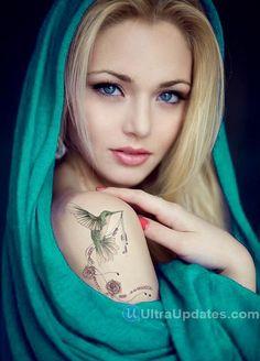 3d watercolor hummingbird tattoo | Cool Hummingbirds tattoo for girls