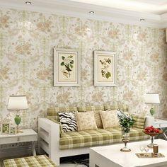 Beibehang Papel De Parede Vertical Stripes Modern Minimalist Bedroom Living  Room Sofa TV Background 3D Wall Paper Wallpaper | Building Supplies |  Pinterest