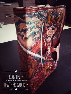 leather work, crafting, ronin