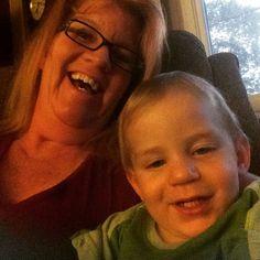 Love cuddle nights. #grandsonlove #cuddles #beverlykimballinc