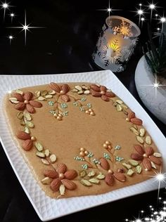 Morrocan Food, Diwali Decorations At Home, Algerian Recipes, Diy Crafts For Gifts, Food Decoration, Yummy Cakes, Food Art, Sweet Recipes, Deserts