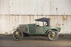 1921 Amilcar Type CC