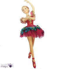 Gisela Graham's Sugar Plum Fairy ornament...