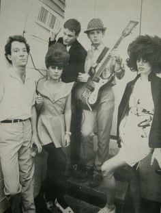 Another early B52's photo...