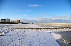Cuxhaven im Winter - gut für das Immunsystem.