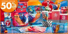 Turbo Party Supplies - Turbo Birthday - Party City