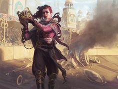 Gladiadora da segunda saga