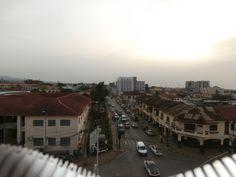 Old city of Malabo, Equatorial Guinea. 2014