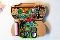 Arcade Pi by Marcus Retropie Arcade, 3d Printing, Raspberry, Goodies, Projects, Prints, Diy, Crafting, Impression 3d
