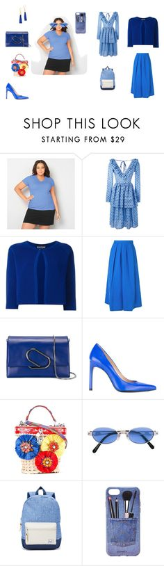 """""""Fashion trend"""" by emmamegan-5678 ❤ liked on Polyvore featuring Avenue, Daizy Shely, Boutique Moschino, Rachel Comey, 3.1 Phillip Lim, Stuart Weitzman, Dolce&Gabbana, Jean-Paul Gaultier, Herschel Supply Co. and Iphoria"""