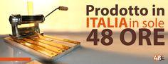 Gadget promozionali prodotti in italia in solo 48h, RIGHELLI PAPPARDELLE