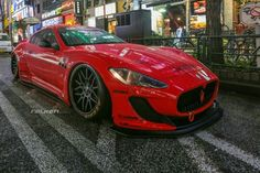 Maserati #granturismo Liberty walk LB Performance #falkenspotting