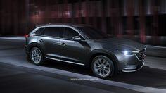 2016 Mazda CX-9 www.southbaymazda.com