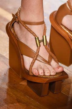 Chic e Fashion: Sapatinho de Cinderela no SPFW #sqn