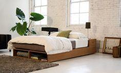 Warehouse Bedroom.